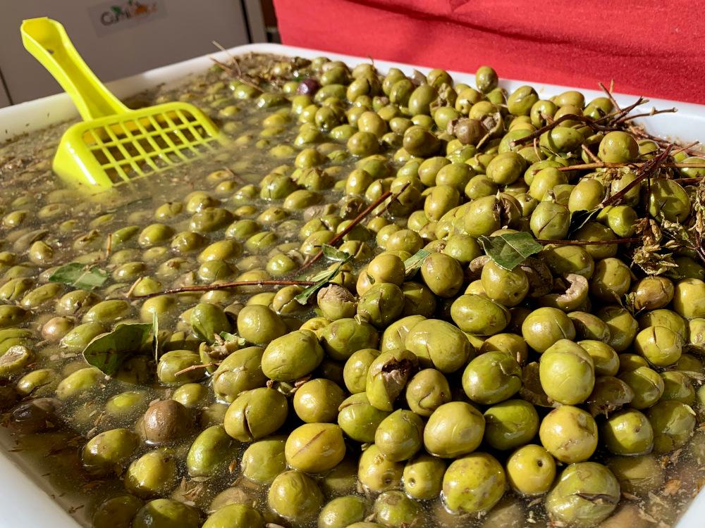 Feira de Castro Verde - Azeitonas