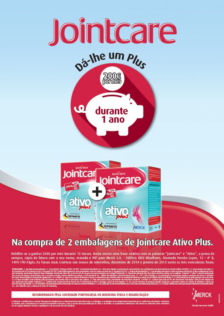 Jointcare Activo Plus