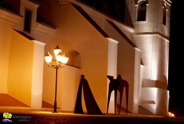 Igreja das Chagas do Salvado, Castro Verde