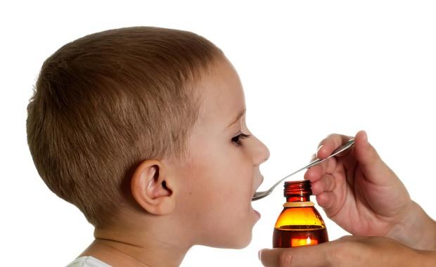 Dosagem do medicamento em crianças